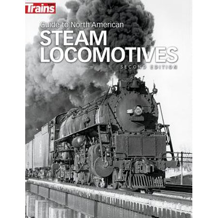 - Guide to North American Steam Locomotives, Second Edition