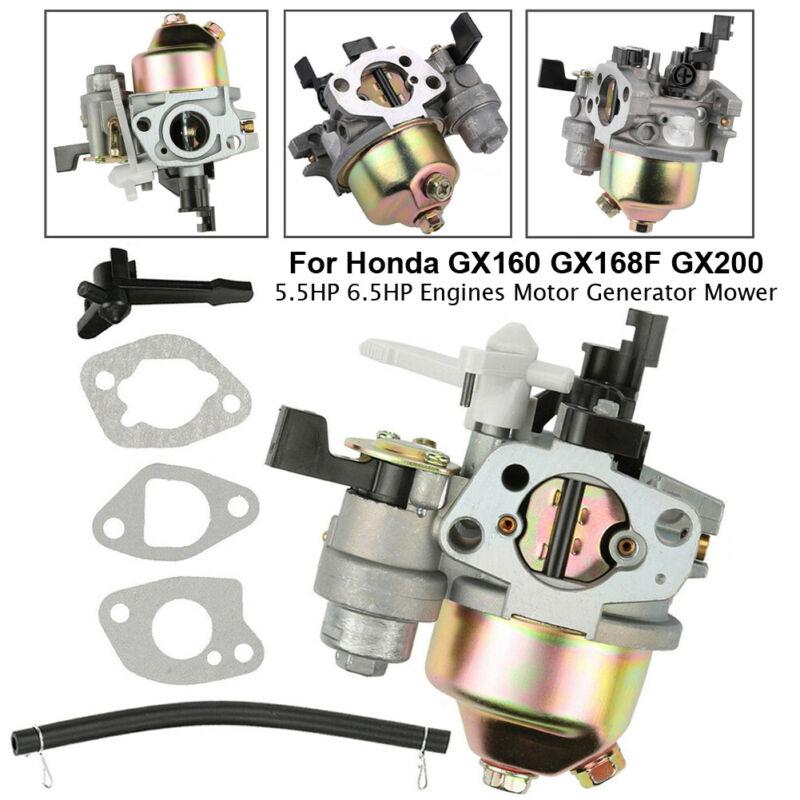 Carburetor Carb for Honda GX160 GX168F GX200 5.5HP 6.5HP/&Fuel Pipe Gasket Engine