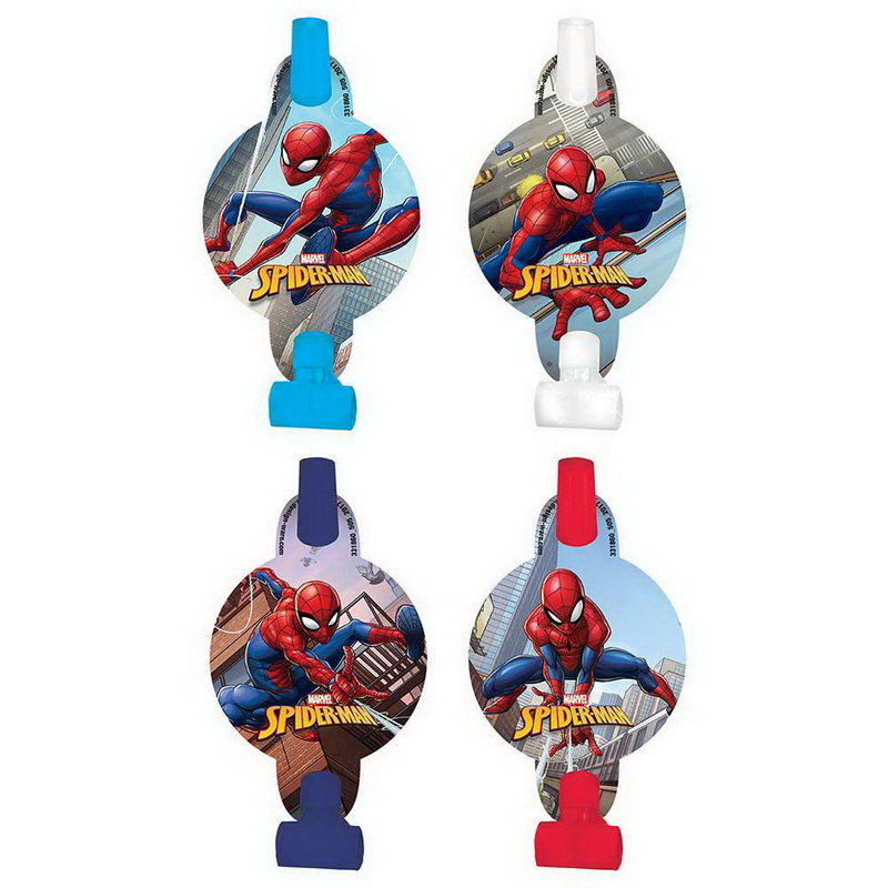 Partypro 331860 Spiderman Web Blowouts