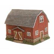 Marshall Home Garden Woodland Knoll Fairy Barn Statue