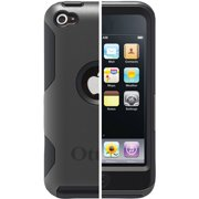 OtterBox Apple iPod Touch 4 Commuter Case, Coal/Black, 77-20257