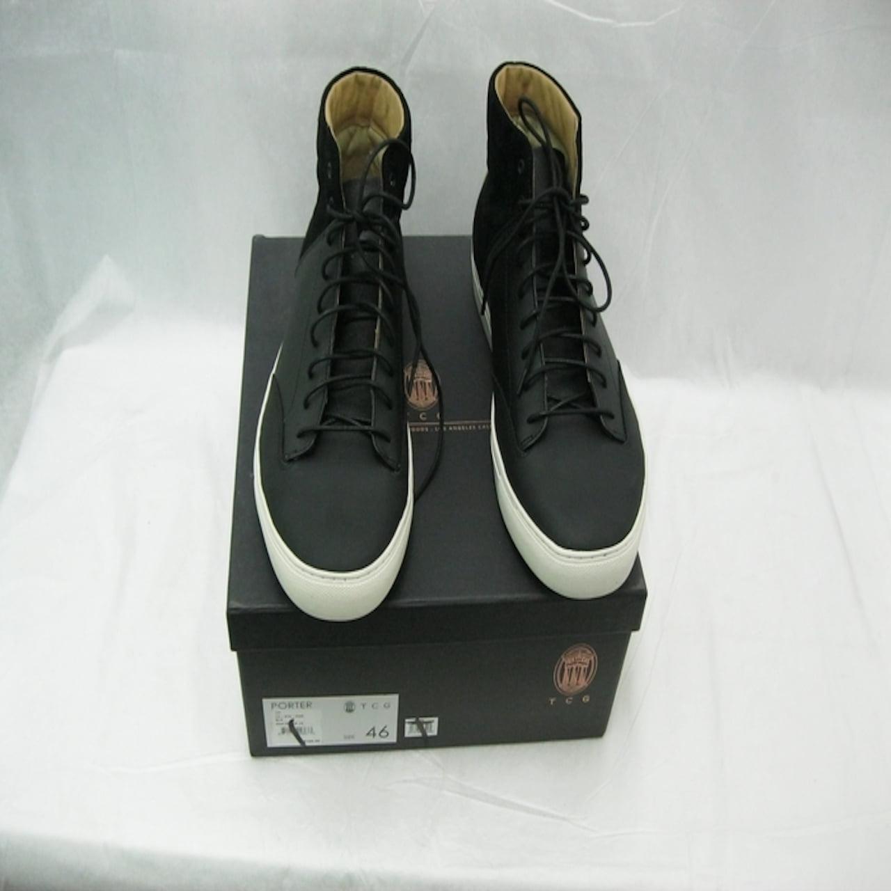 TCG Porter (Black) 13US High tops shoes - image 1 de 1