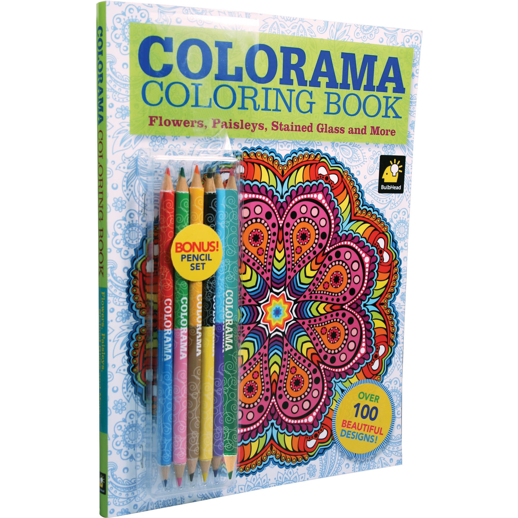 colorama 51 piece coloring kit walmartcom