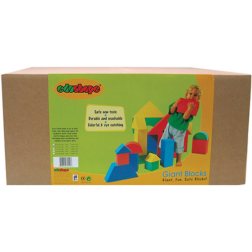 Edushape Giant Block Set by Edushape
