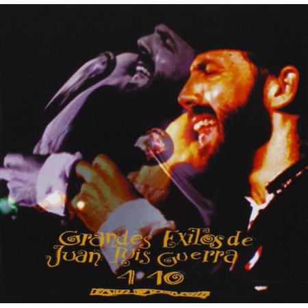 Grandes Exitos de Juan Luis Guerra Y 4.40 By Juan Luis Guerra Format Audio CD Ship from