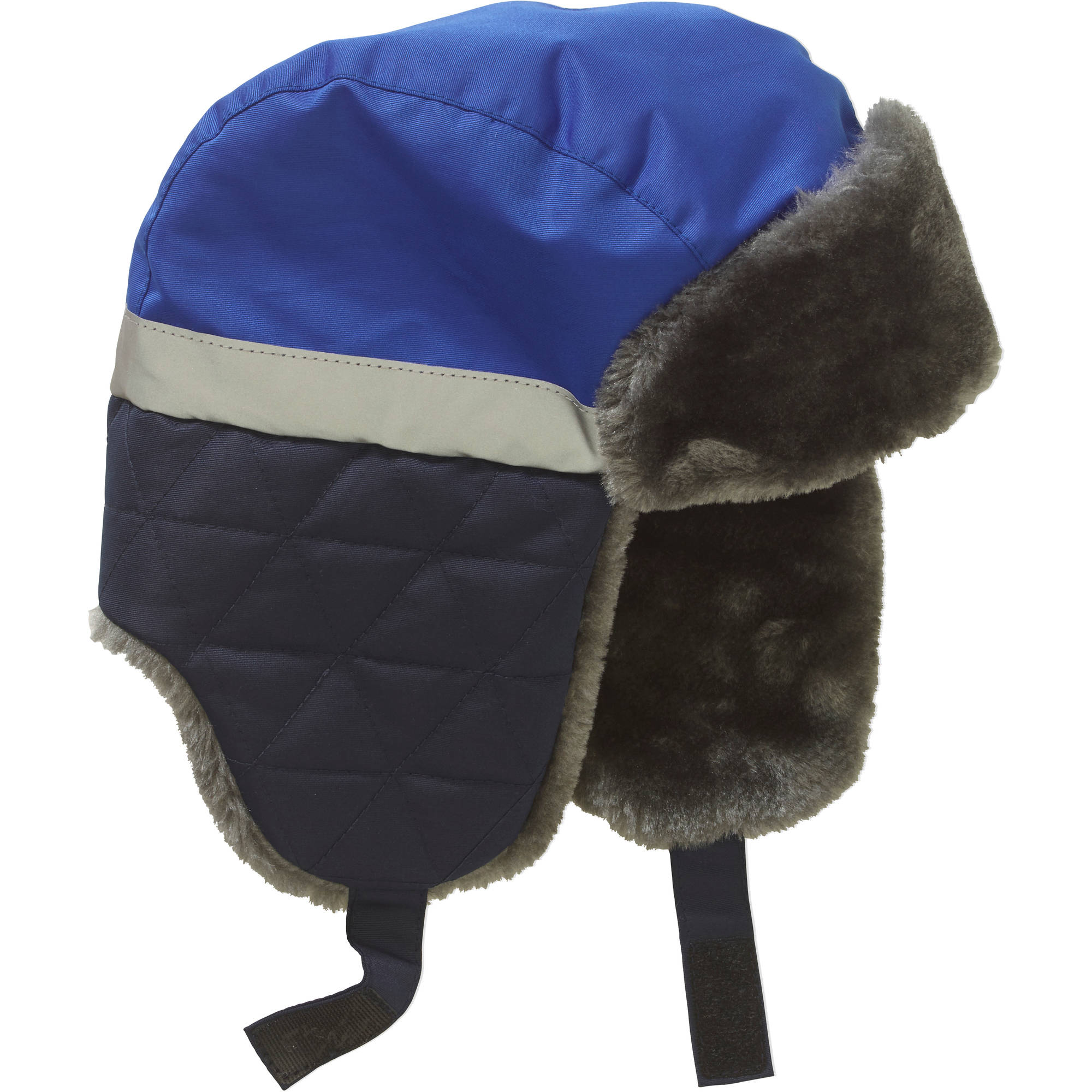Frostline Essentials Baby Toddler Boy Quilted Trapper Hat