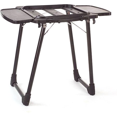 Coleman roadtrip tabletop grill stand - Table top barbecue grill ...