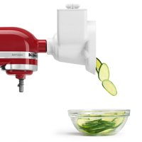 Kitchenaid Certified Refurbished Rrvsa Slicer Shredder Attachment For Stand Mixers