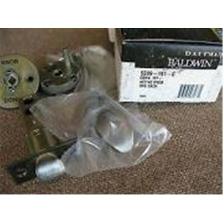 Baldwin New Machanics Repair Kit G For Sectional & Escutcheon Handlesets with Knob 5399102G