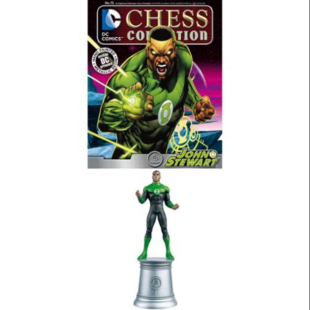 Dc Superhero Chess Collection Magazine  72 Parasite  Black Pawn