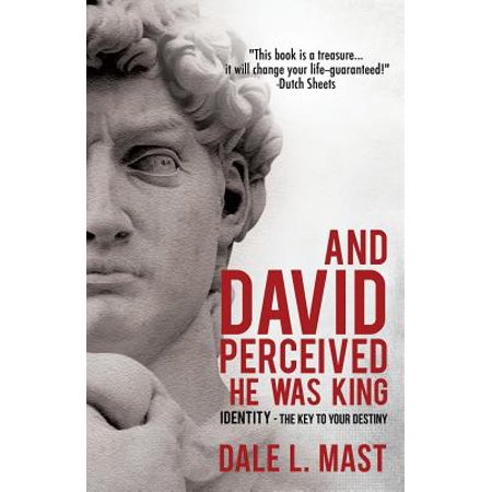 And David Perceived He Was - David King Small Flap