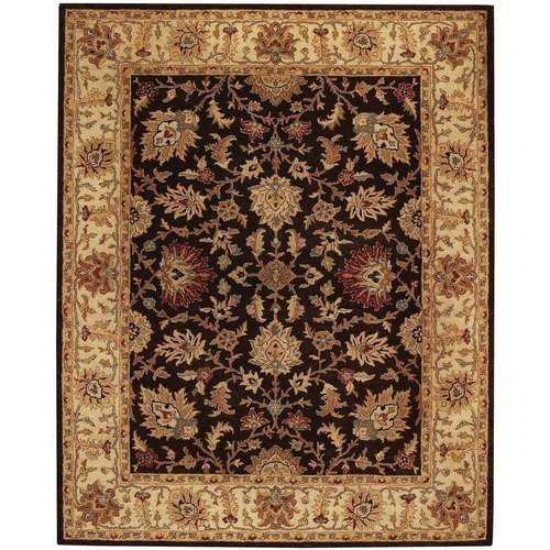 Monticello Mahal Hand-Tufted Area Rug