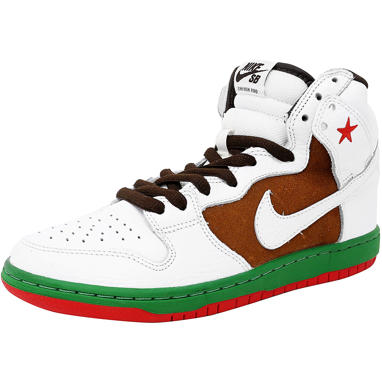 Nike Men's 313171 201 High-Top Leather Fashion Sneaker - 8M