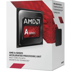A-7300 SERIES DC APU FM2 1MB 65W 4000MHZ BOX (Best Fm2 Processor 2019)