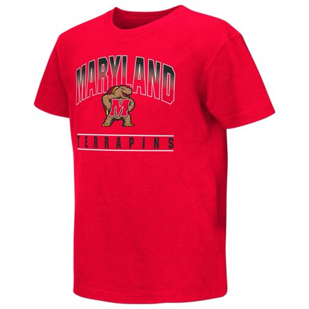 University of Maryland Terps Youth Golden Boy Short Sleeve Tee](University Of Maryland Logo)
