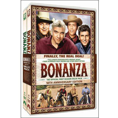 Bonanza: The Official First Season, Vols. 1 & 2 (Full Frame)