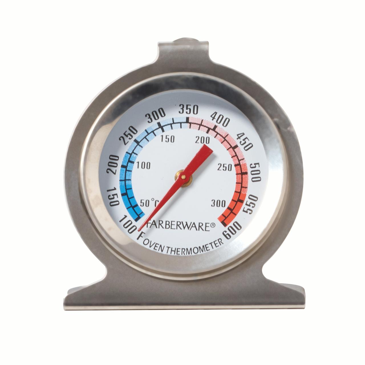 Farberware Protek Classic Oven Thermometer With Easy Read Display