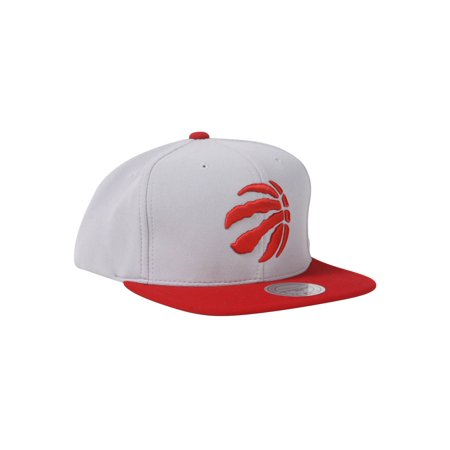 NBA Toronto Raptors The Cloud Snapback - Grey/Red - image 1 of 2