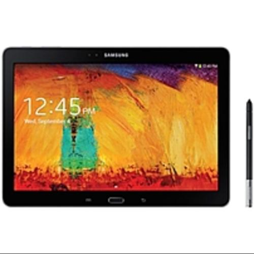 "Samsung Galaxy Note SM-P600 Tablet - 10.1"" - 3 GB - Samsung Exynos Quad-core (4 Core) 1.90 GHz - 16 GB - Android 4.3 Jelly Bean - 2560 x 1600 - Black - 16:10 Aspect Ratio - microSD Memory Card"