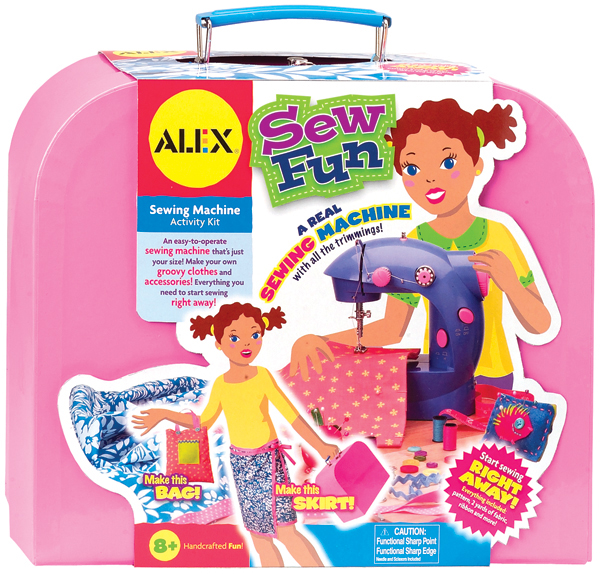 ALEX Toys Craft Sew Fun Craft Kit Multi-Colored