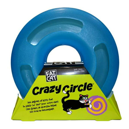 Fat Cat Crazy Circle Cat Toy