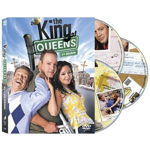 The King Of Queens: The Fourth Season (Full Frame)