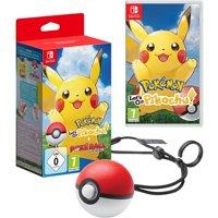 Pokmon: Let?s Go, Pikachu! w/ Pok Ball Plus Video Game for Nintendo Switch