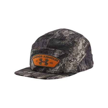 Under Armour - Under Armour Men s UA Camo Antler Patch Cap One Size Fits  All Mossy Oak - Walmart.com e4c939a8a02