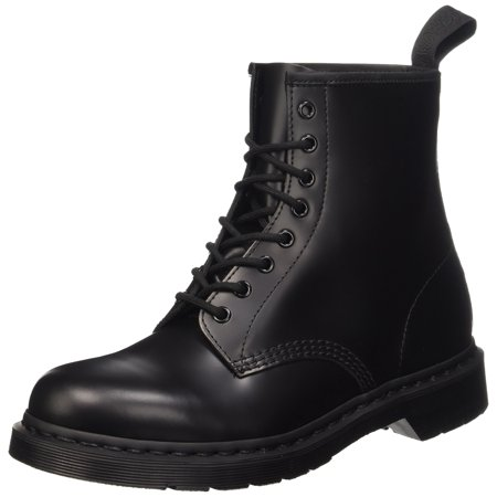 Dr. Martens 1460 8-Eye Boot Black Smooth Chukka