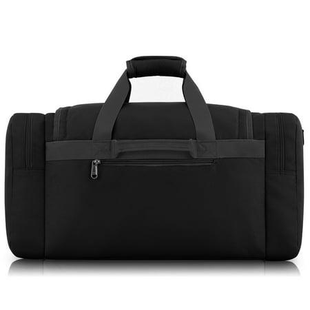 Gonex 45L Travel Duffel, Gym Sports Luggage Bag Water-resistant Many Pockets,