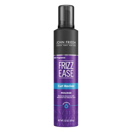John Frieda Frizz Ease Curl Reviver Mousse, 7.2