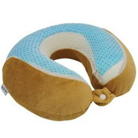 Cool Assortment - Gel & Go GNGAST1 Gel & Go Cool Gel Memory Foam Neck Pillow Assortment