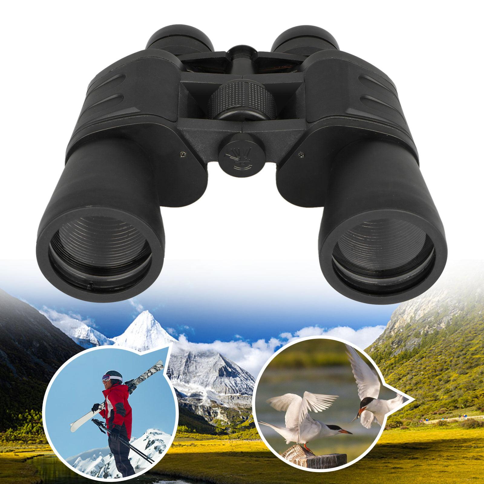 Quick Focus Binoculars, 180x100 Zoom Waterproof Wide Angle Telescope with Low Night Vision for Outdoor Traveling, Bird Watching, Great Present