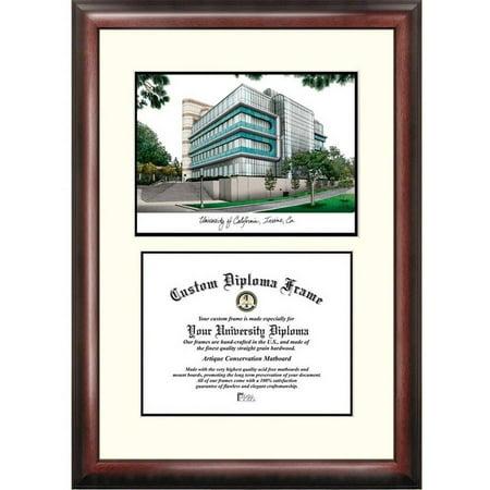 "University of California, Irvine 8.5"" x 11"" Scholar Diploma Frame"