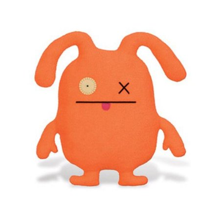 Uglydoll Ox Collection-orange Plush 2009 (Uglydoll Ox)