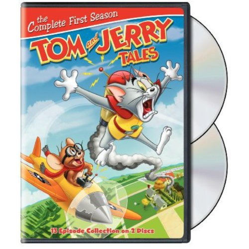 Tom And Jerry Tales: The Complete First Season (Full Frame)