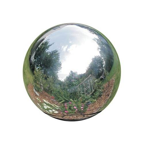 Stainless Steel Gazing Globe (4 in.)