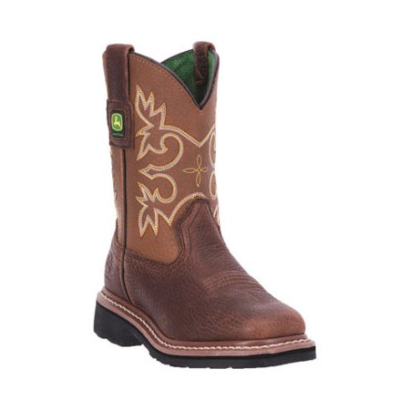 Children's John Deere Boots Youth Pull On - John Smith Boots