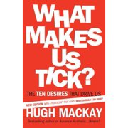 What Makes Us Tick? - eBook