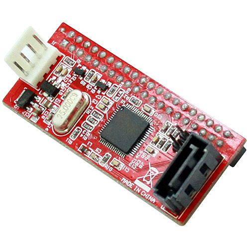 Sabrent IDE Ultra 100-133 to Serial ATA to Mini Converter