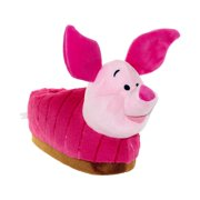 7014-3 - Disney Winnie the Pooh - Piglet Slippers - Medium/Large - Happy Feet Mens and Womens Slippers