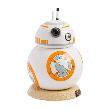Star Wars BB-8 Ceramic Sculpted Cookie Jar ()