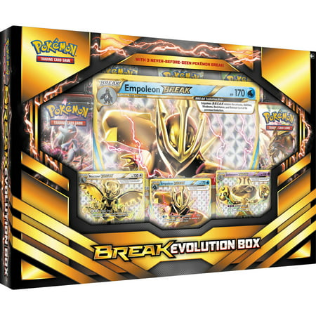 Pokemon BREAK Evolution Box - Break Cards