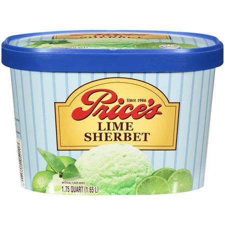 Prices Lime Sherbet 1.75qt - Walmart.com
