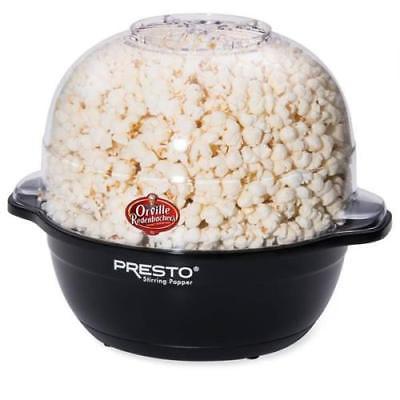 Presto Orville Redenbacher S Stirring Popcorn Popper Walmart Com