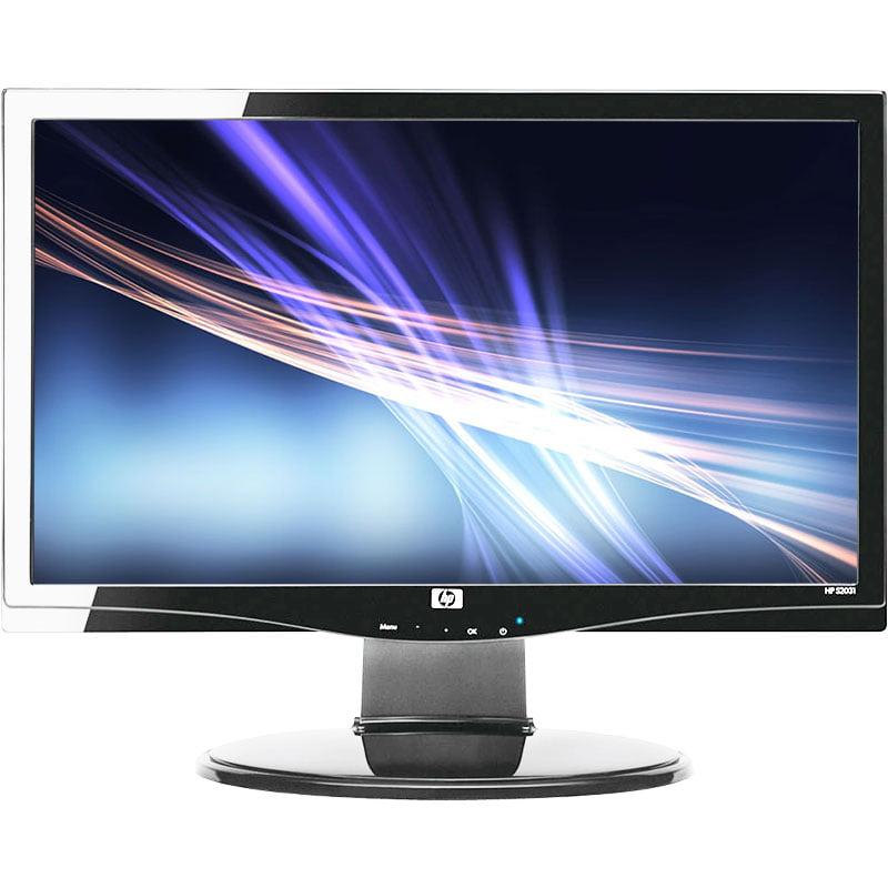 Refurbished HP S2031 1600 x 900 Resolution 20