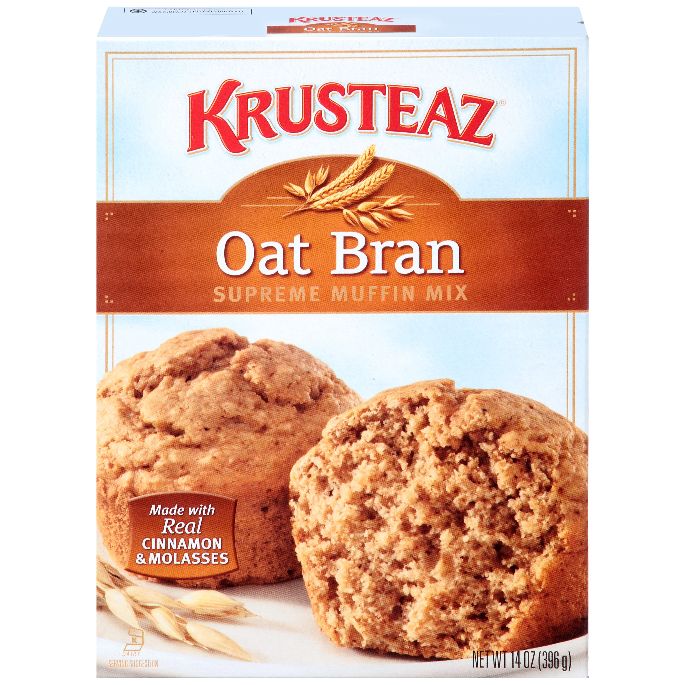 Krusteaz Oat Bran Supreme In Mix