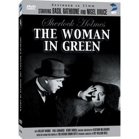 The Woman in Green - Woman In Light