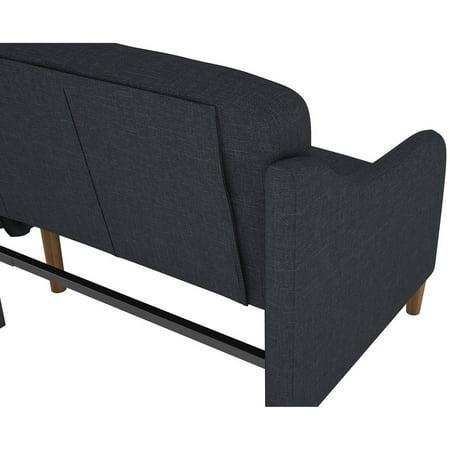DHP Jasper Coil Sofa Bed, Multiple Colors