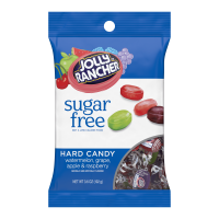 JOLLY RANCHER Sugar Free Hard Candy in Assorted Fruit Flavors 3.6oz